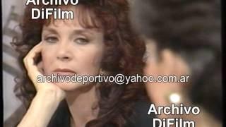 DiFilm - Mona Moncalvillo Marina Calabro Zulma Faiad en Tiempo Nuevo 1994