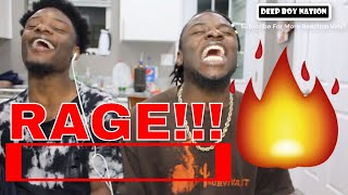 Top 10  Anime RAGE Moments| Flo And Saleh's Reaction
