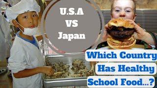 Japanese School Food Vs American School Food [Which Is Healthy]