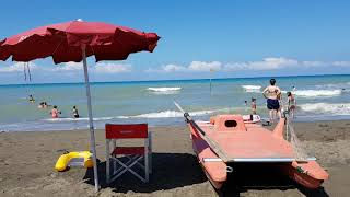 Camping International Etruria 2018 /Toscana / Italien