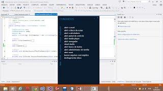 Assistente Virtual Jarvis - E-mails, Feed, Banco de Dados