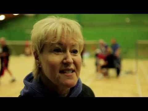 Imelda Breen - Yonex Scottish International Seniors Championships 2015