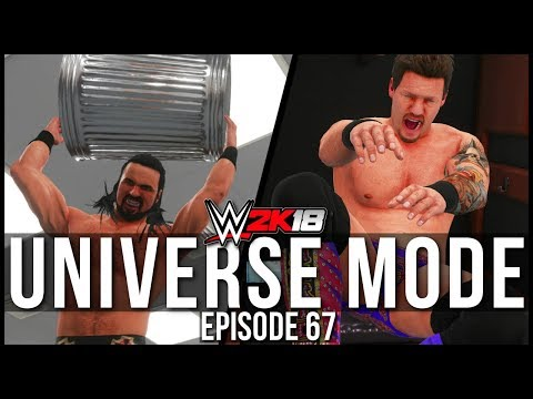 WWE 2K18 | Universe Mode - 'BACKLASH PPV!' (PART 1) | #67
