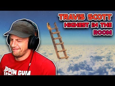 Travis Scott - Highest In The Room REACTION/REVIEW!