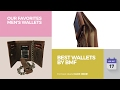 Best Wallets By Bmf Our Favorites Men's Wallets
