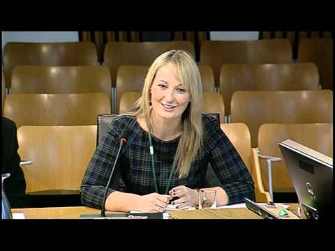 Infrastructure and Capital Investment Committee - Scottish Parliament: 5th November 2014