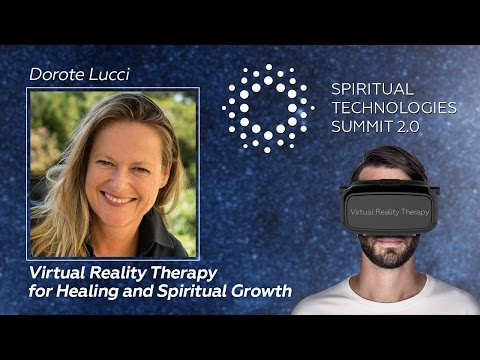 Virtual Reality Therapy for Healing and Spiritual Growth