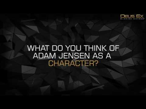 Actor Commentary  Adam Jensen by Elias Toufexis