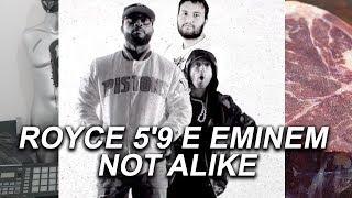 "Rap Cru ""Not Alike"" Eminem ft Royce 5'9"