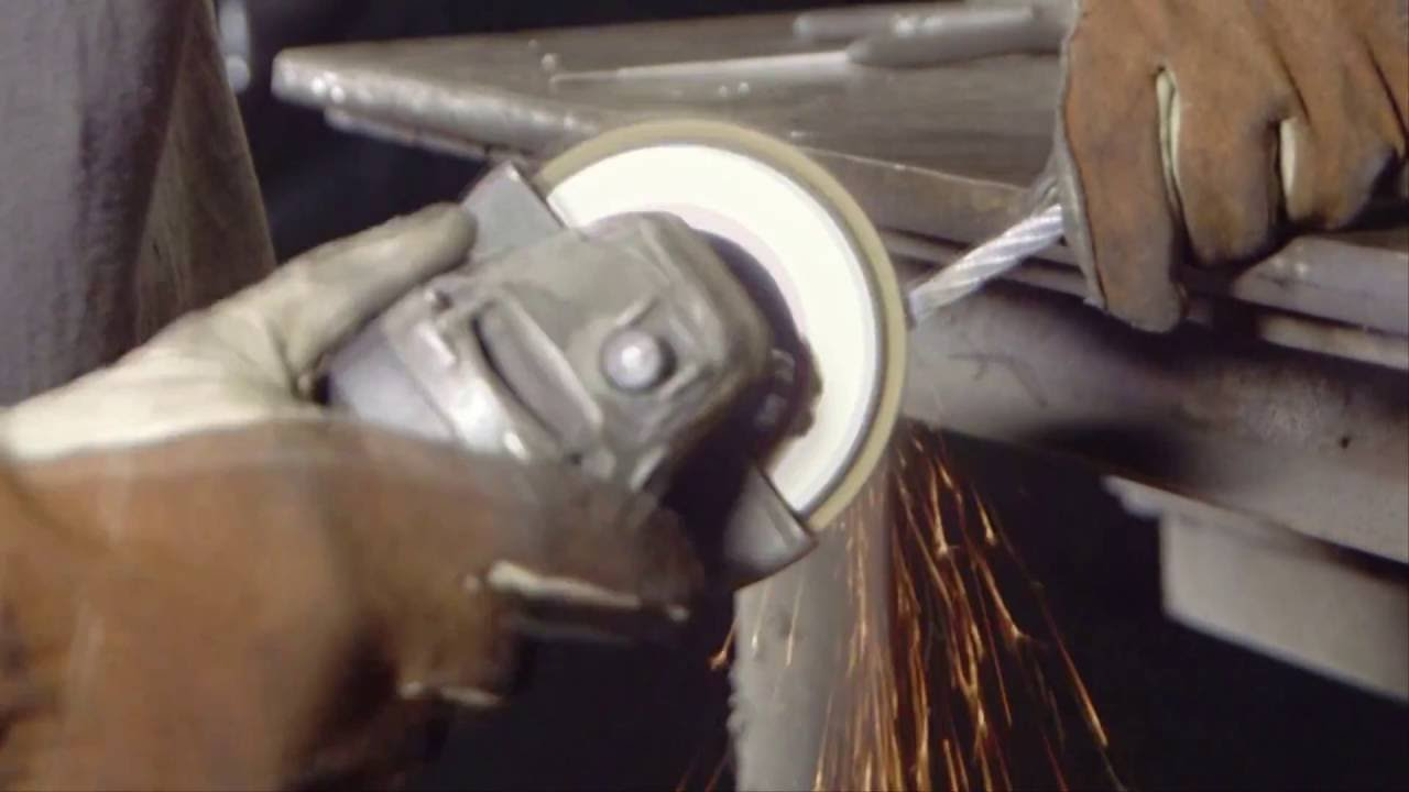 How to make a Wire Rope Bullet - YouTube