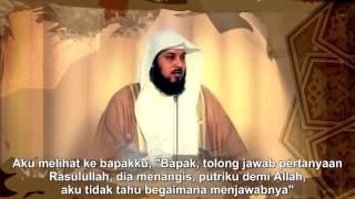 syaikh al arifi   khutbah yang membuat para jamaah menangis