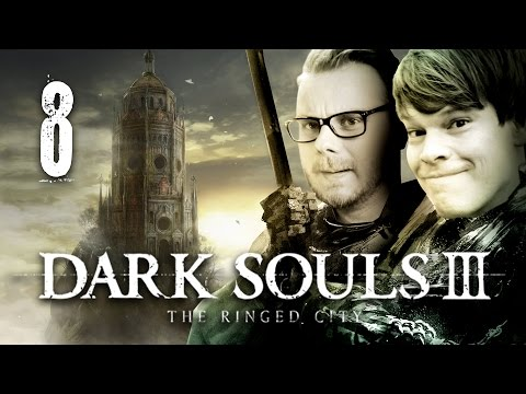 Dark Souls 3: The Ringed City #008 mit Etienne & Colin | Kna