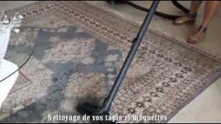 comment nettoyer a sec un canapé en tissu
