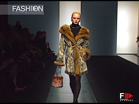 outlet store 5cb43 4a362 CARLO TIVIOLI Fall 2008 2009 Milan - Fashion Channel