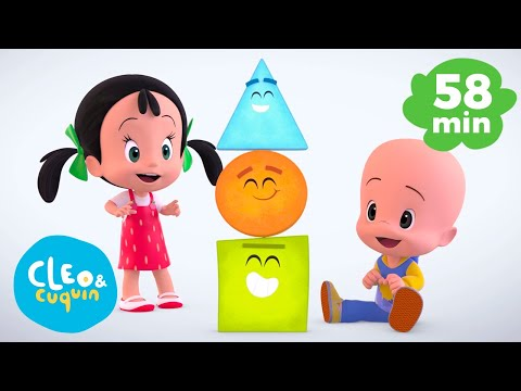 learn-the-shapes-with-cuquin---basic-shapes-for-babies-|-cleo-and-cuquin