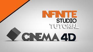 CINEMA 4D TUTORIAL -  infinite studio (Flawless studio tutorial)