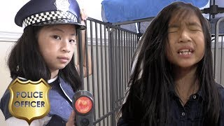 Pretend Play Police Mystery Smartphone Tracking