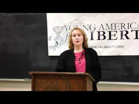 Sharon Presley - Resisting Authority - Young Americans for Liberty UCSD (2 of 3)