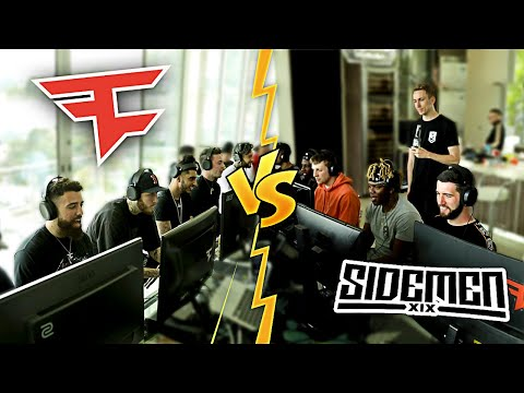 FaZe Clan vs Sidemen - MW2 Search and Destroy (6v6)