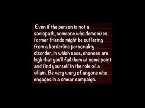 Am ia sociopath