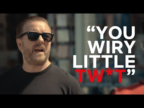 Ricky Gervais' Best Insults In After Life | Netflix
