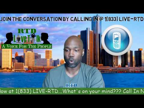 """RTD Live Talk w/ Mike Tonight @ 9:30pm (EST)... """"What's On Your Mind"""""""