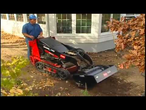 Hometown Equipment Rentals Toro Dingo TX-525 Wide Track Compact Utility Loader
