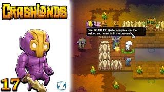 Crashlands Gameplay - Ep 17 - Beakler (Let's Play)