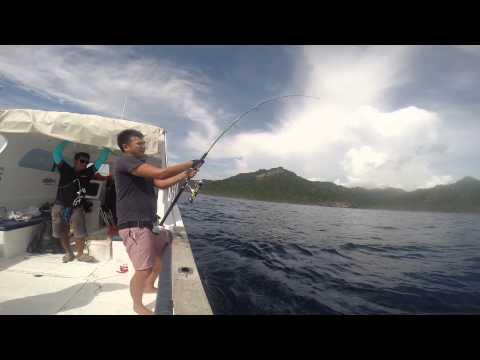 Fishing In Bali 40Kg+ GT - Highlight