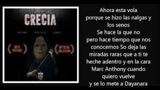 Justin Quiles - Crecia ft. Bad Bunny & Almighty | El Conejo Malo (Letra)