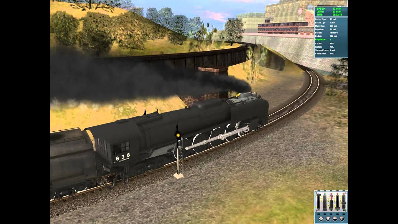 Trainz Ts12 Union Pacific Railroad Fef-3