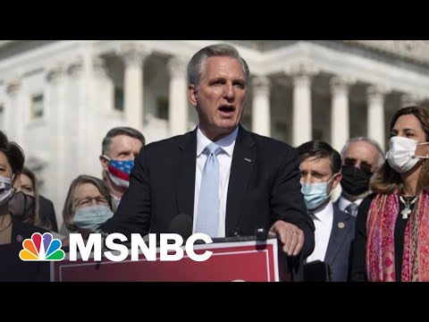 Kevin McCarthy's Threat And 'The Cult Of The Former, Failed President'