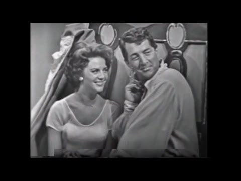 DEAN MARTIN, BOB HOPE, NATALIE WOOD: (1959 TV Shows)