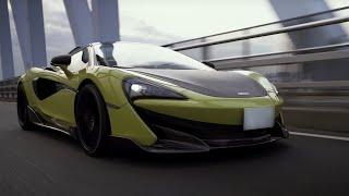 Athlete McLaren 600LT. | 4K