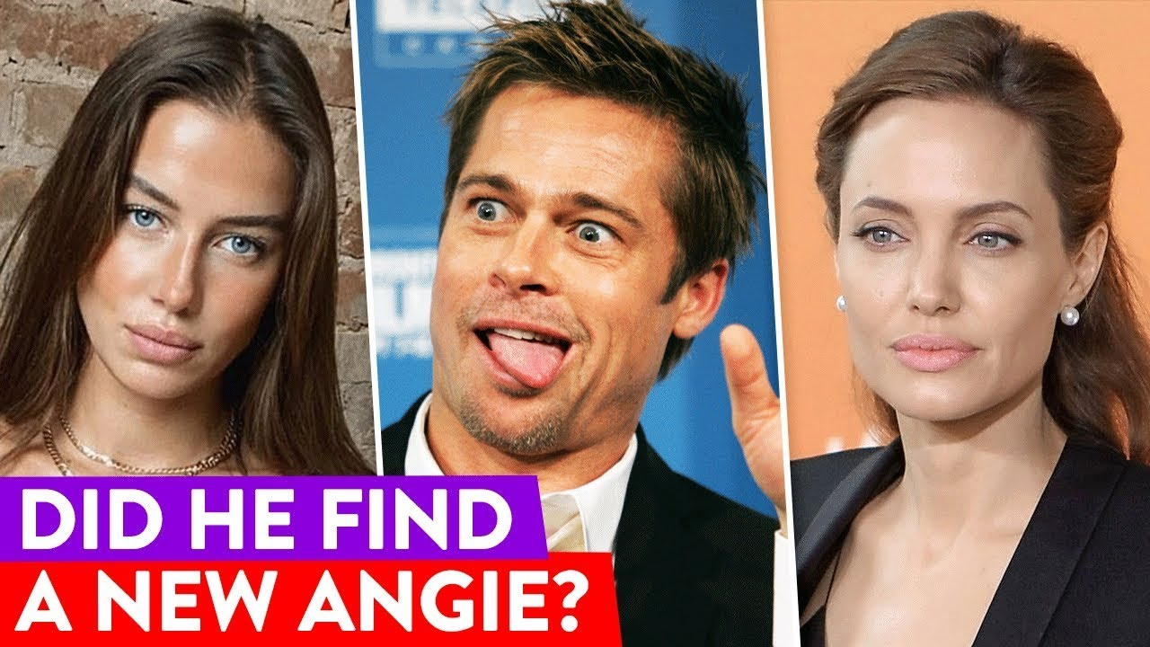 Brad Pitt and Nicole Poturalski's Relationship Is Reportedly Over ...