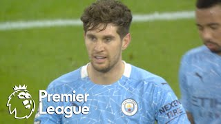 John Stones gives Manchester City the lead against Crystal Palace | Premier League | NBC Sports
