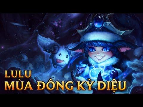 Winter Wonder Lulu - Skins lol