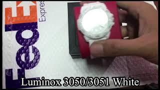 รีวิวนาฬิกา Luminox 3050/3051 …