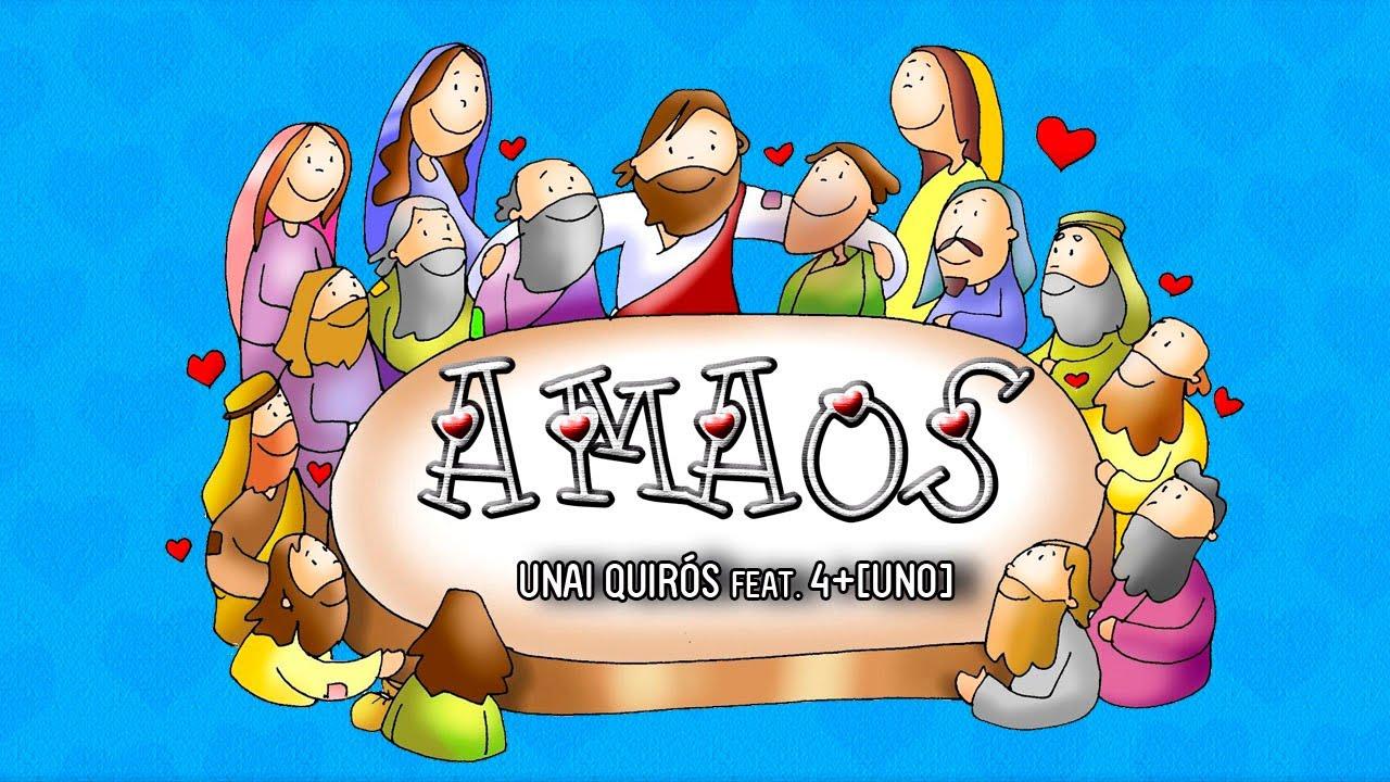 Download AMAOS | Unai Quirós feat. 4+[UNO]