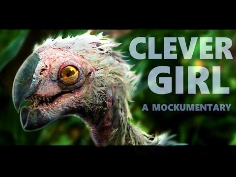 CLEVER GIRL | Practical FX Mockumentary | Michael V. Eppinette