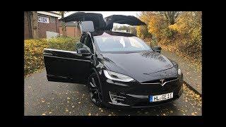 Warum verkaufe ich mein Tesla Model X wieder?