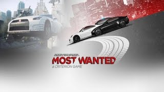 Jogando e Aprendendo: Need For Speed Most Wanted 2012 - Xbox 360