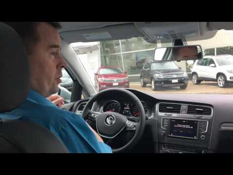 Explore 2017 Volkswagen Golf SportWagen Alltrack Features