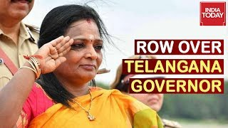 Massive Row Over Appointment Of Tamilisai Soundararajan As Telangana Governor