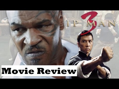 Ip Man 3 (2016) Movie Review - YouTube