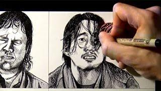 NEGAN'S VICTIM ? (The Walking Dead Season 7) | William ERHEL