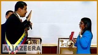 🇻🇪 Venezuela's Nicolas Maduro sworn in for a new term | Al Jazeera English