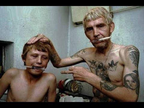 """16+ Русский боевик.""""Безпредел в зоне на малолетке.""""Криминальный фильм."""