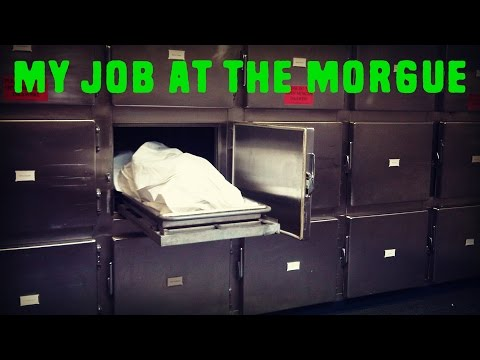 """My Job At The Morgue"" Horror Story"