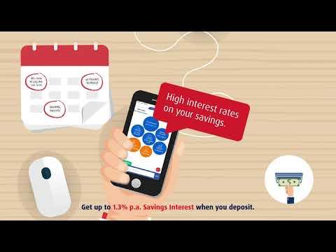Pay&Save Account By Hong Leong Bank